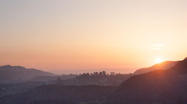 Griffith Observatory Environs by icyii