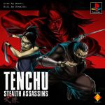 PSX Redo BoxArt - Tenchu: Stealth Assassins by Pastichio