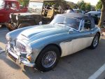 The Austin Healy by PhotoDrive