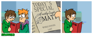 EWCOMIC124 - Fresh by eddsworld