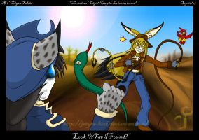 Look What I Found by Jetyra-Luck
