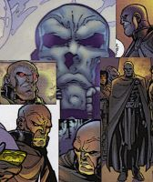 Collage of Darth Bane by LadyIlona1984