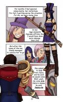Here Comes Vi - Chapter 1 - 11 by SahiraC