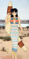 Egyptian Sango from TOTD by Urd-chan