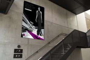 Free Poster Gallery Mock-Up by isoarts2