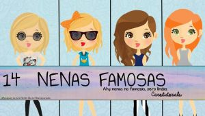 Nenas Famosas by LittleSwaag