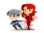 The Maximoffs by ToxicKittyCat