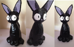 Jiji the cat - Model by TheAcrylicDreamSpace
