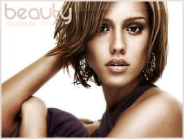 Jessica Alba by RealStyle