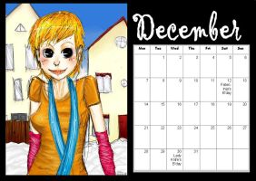 MT Calender: December by Manga-Tutorials