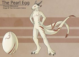 The Pearl Egg by Ulario