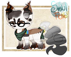 (Closed) Hipster SoulFox Auction! by SetSaiI