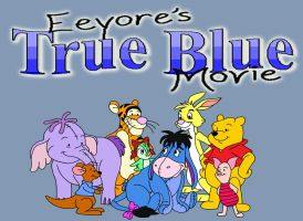Eeyore's True Blue Movie by sammychan816