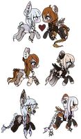 Breedable Adopts [CLOSED] by KurosuAi