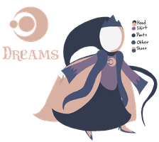 Queen Of Dreams by Kakity