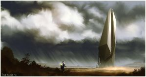 Monument by David-Holland