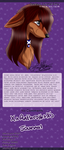Journal Skin for XxAnthro16xX by AbyssinChaos