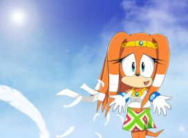 Tikal- Open Your Heart by Lucky-Sonic-77-d