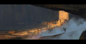 CityofCave by Datem