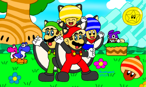 New Super Mario Bros U by MarioSimpson1