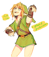 loz -- Rock yo bodeh by onisuu