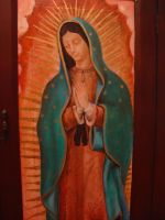 guadalupe detail by killersid