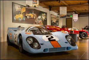 1969 Porsche 917K by SharkHarrington