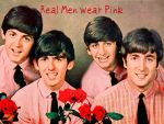 Real men look good in Pink by HollywoodG