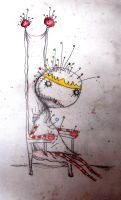The Pin Cushion Queen - TB by stuk-in-reality