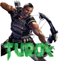 Turok Game Icon by Rich246