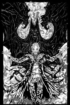 Master of fear - The Scarecrow by Samuel-Hain