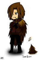 (Don't Starve) Tree Guard. by ZoDiacFNAF