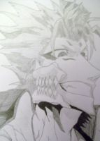 Grimmjow Jeagerjaques by MrHaussman