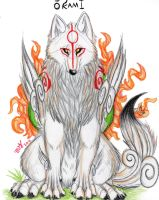 the heroic wolf by Suenta-DeathGod