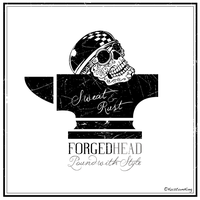 Forged Head by gepecto