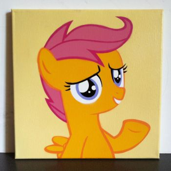 Scootaloo Please by mittens2248