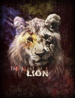 The sight of a lion by jego0320