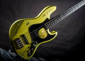 Beatles Tribute Bass by RileyHavoc