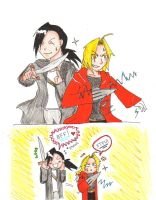 fma - best buddies by sashimigirl92