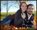 Ashleigh's engagement by ConnieBearer