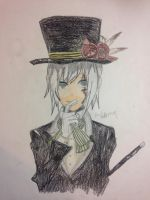 D. Gray-Man by Purple-TealCat