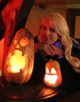HP: Pumpkins by Vestal-Spirit