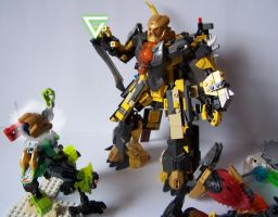 Steelax Master of Weapons (my Self-MOC) 18 by SteelJack7707