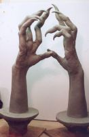 creature hands 4 by dreamfloatingby