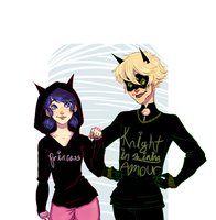 Matching Sweaters by Clovercard