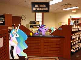 The Textbook Information Counter by OJhat