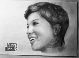 Missy Higgins by AllyBird