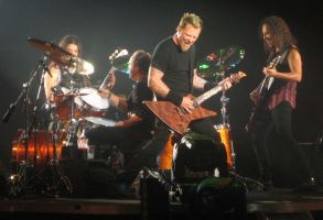 Metallica 07 by captain-stu
