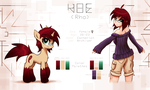 Updated Rho Reference Sheet by Vulpessentia
