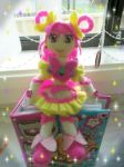 Cure Dream Plushie (FOR SALE) by CocoaSama